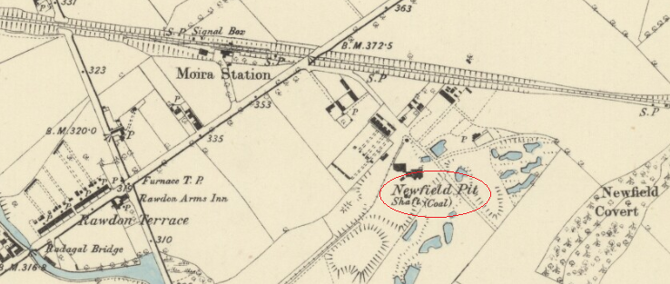 newfield pit os 1883