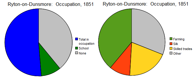ryton-occupations-1851-charts