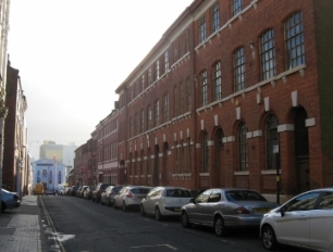 Vittoria Street