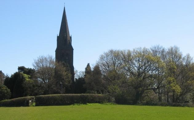 hammerwich church (640x480)