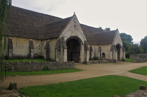 Tithe Barn or Great Barn