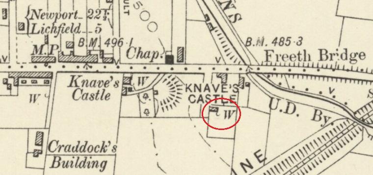 knaves castle os 1900 1903