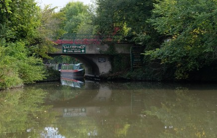 Saltisford Canal Centre