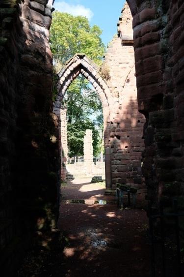 Ruins of St John the Baptist
