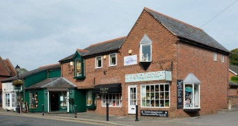 The Vintage Charity Shop