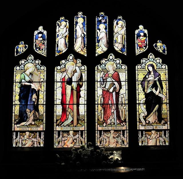 lady saints