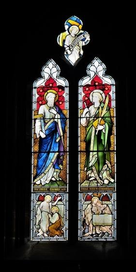 St Thomas and St John