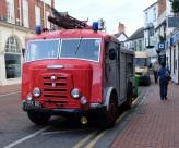 nantwich fire engine 6