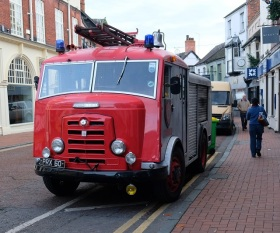 nantwich fire engine 6