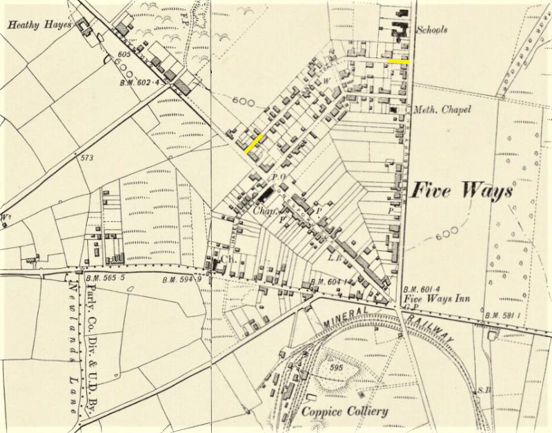 five ways os 1900 1901 1903