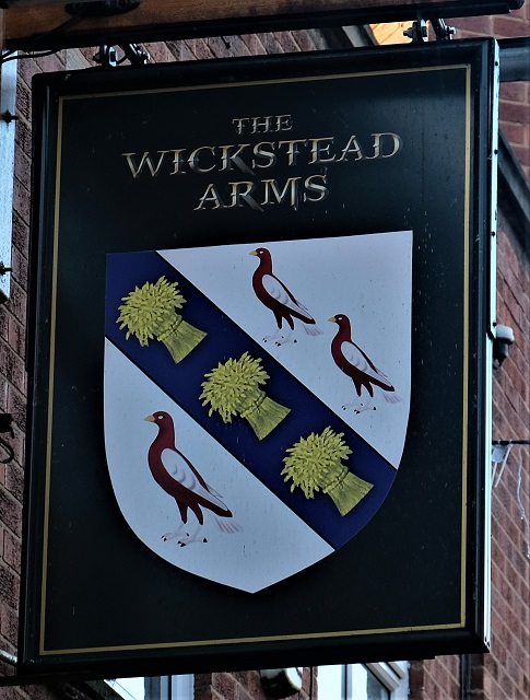 wickstead arms
