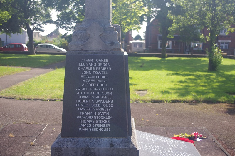 cenotaph w s