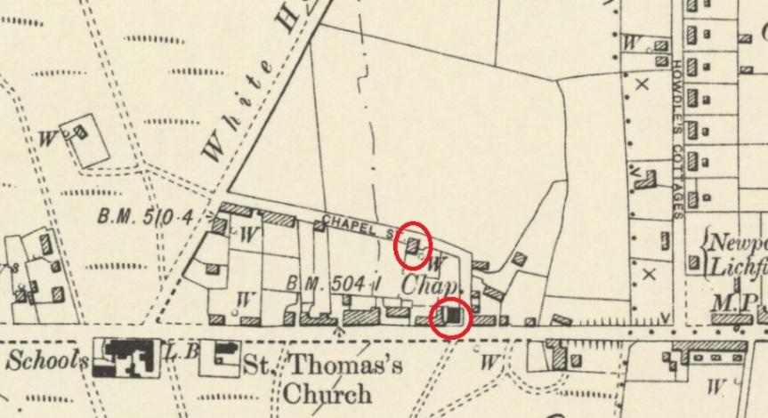 OS chapel street 1900 1901 1903