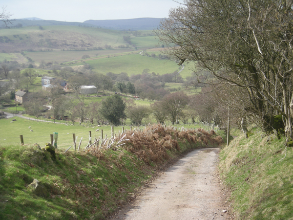 medlicott from the hillside geograph Row17