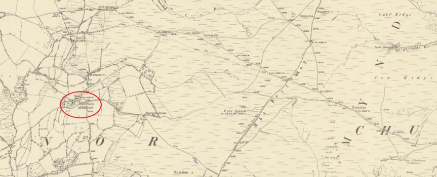 medlicott os 1882 1883 marked
