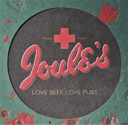 joules beer mat 1