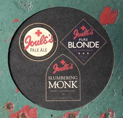 joules beer mat 2