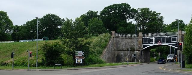 Welsh Row 14 Aqueduct
