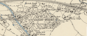 Gnosall Heath 1880 1884
