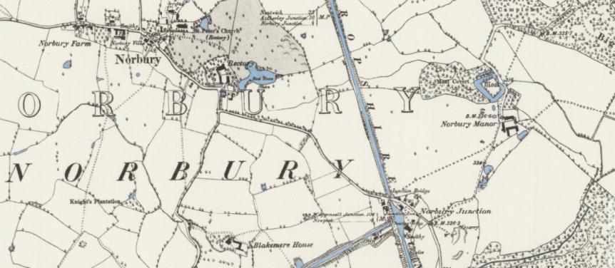 Norbury Manor 1880 1889