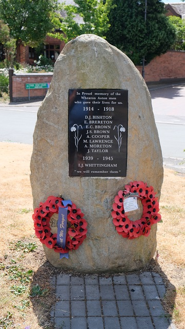 War Memorial 1914-1918