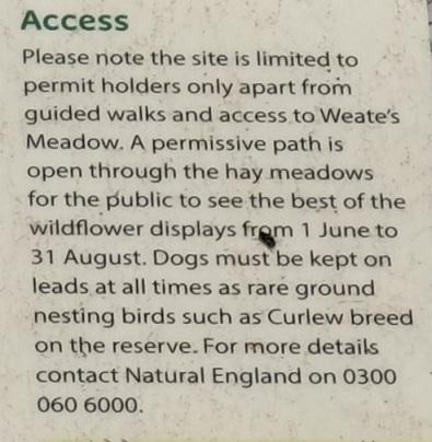 Mottey Meadows NNR lectern c text