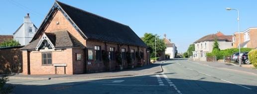 Wheaton Aston and Lapley Village Hall