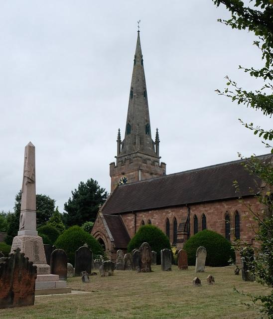 Wombourne St Benedict Biscop