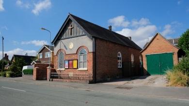 Zion Chapel 1814