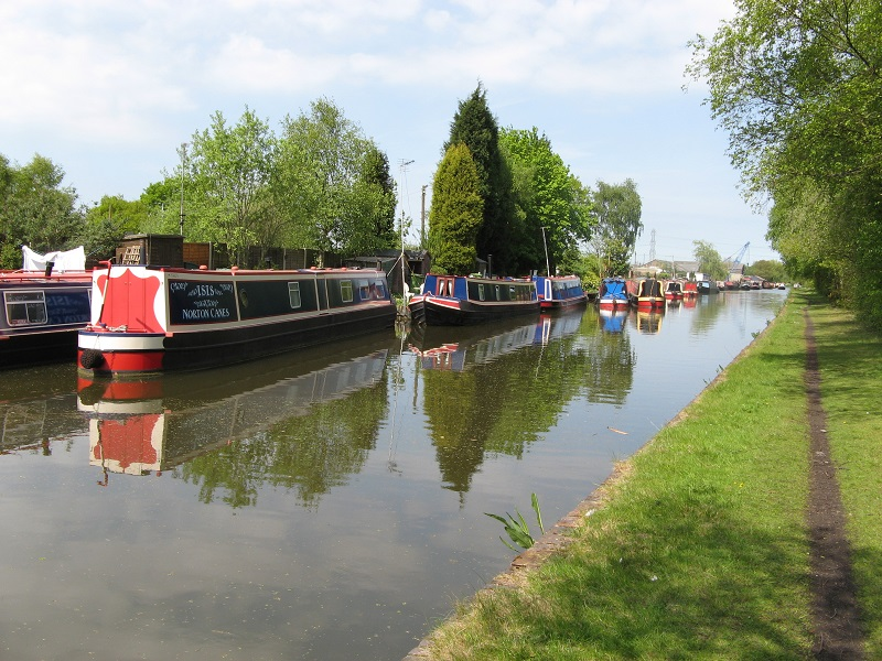cannock extension canal 2