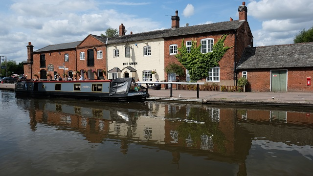 The Swan Fradley