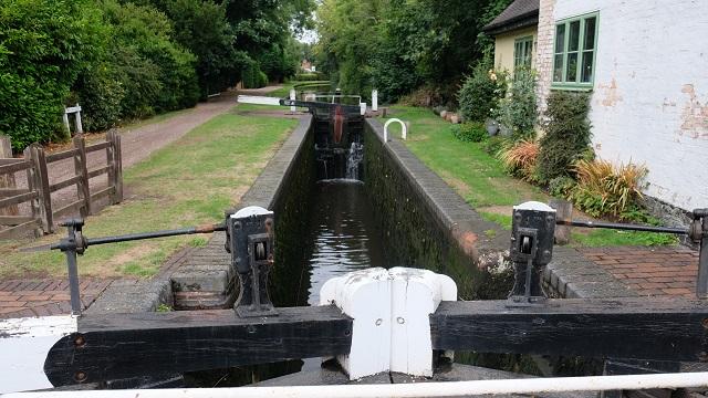 Whittington Lock