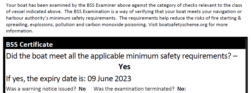 BSS 2019 extract