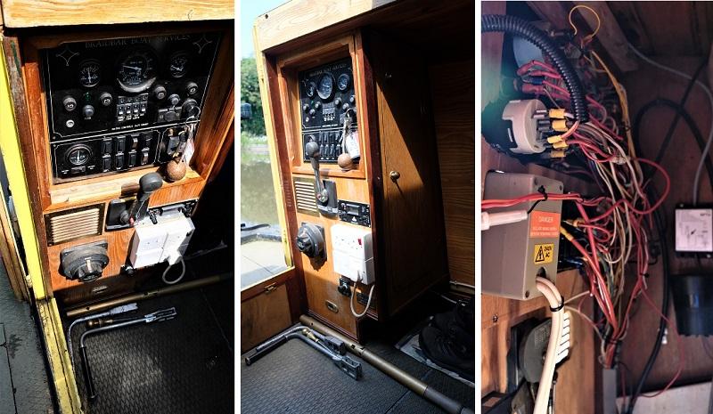 control panel comp