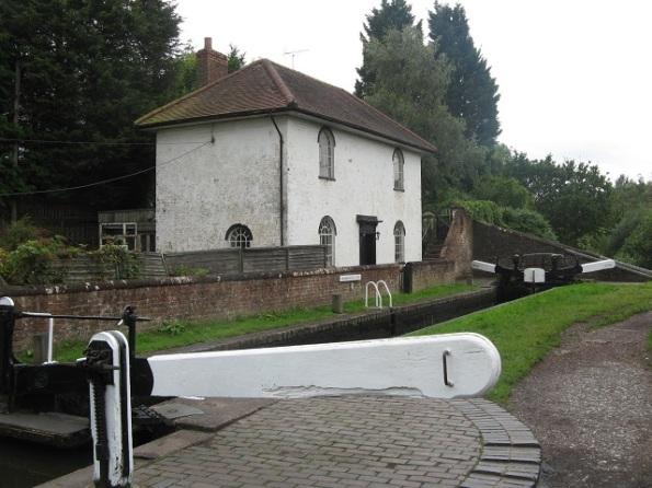 Bumblehole Lock