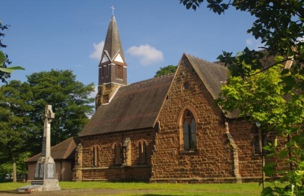 St James, Ogley Hay.