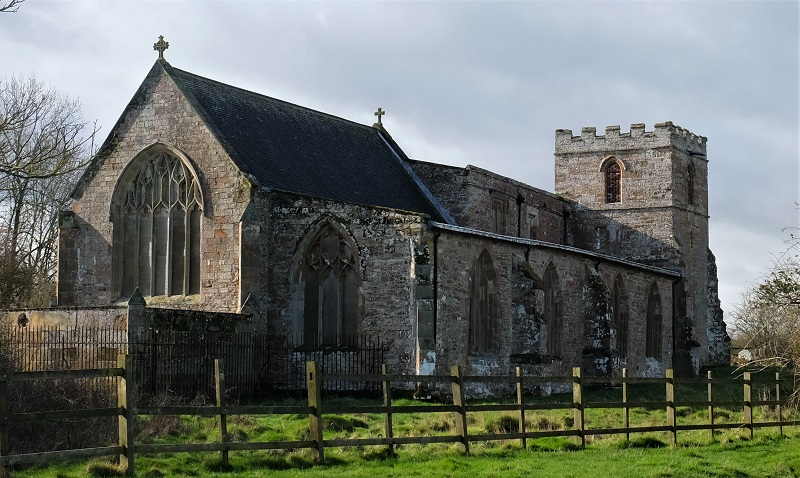 St Peter Wolfhampcote (2)